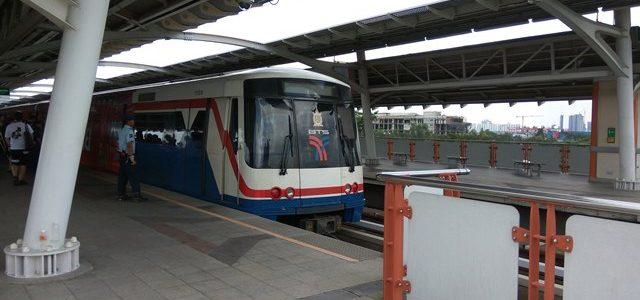 Cara menggunakan transportasi BTS di Bangkok
