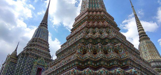 Wat Pho, Tempat lahirnya Pijat tradisional Thai