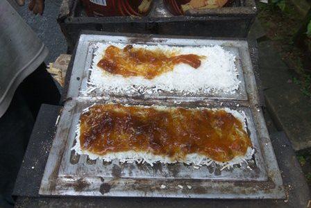 Kue Rangi khas betawi yang mulai langka