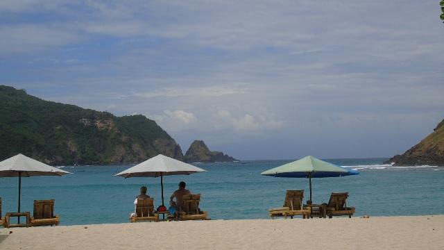 Tempat wisata pantai indah di Lombok