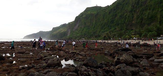 Pantai Manganti, hidden paradise di Kebumen