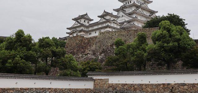 Berwisata ke Himeji Castel tempat wisata warisan dunia di Jepang