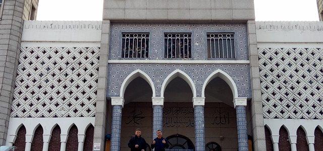 Masjid pertama dan tertua di Japan dan Korea Selatan